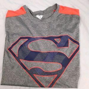 Superman Dri fit shirt